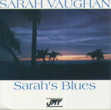 Sarah Vaughan Kirk Stuart Trio Sassy Swings The Tivoli